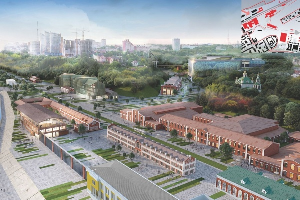 Реконструировать планируют и старинные здания, и постройки советского времени