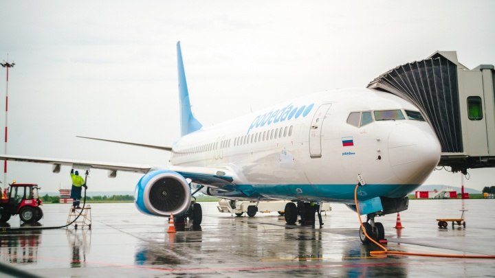 В Курумоче прокомментировали возможную отмену рейсов лоукостера «Победа» из Самары