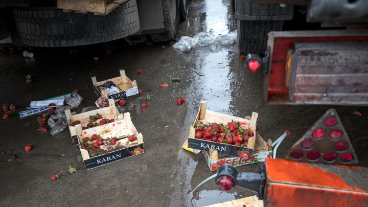 Силовики устроили облаву на мигрантов на рынке под Ростовом