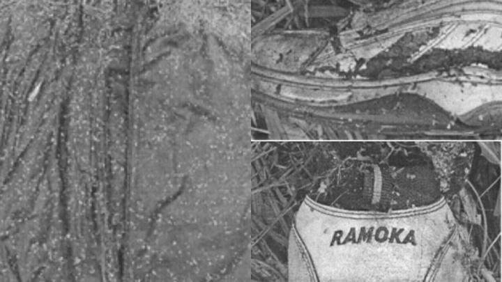 Тюменские полицейские устанавливают личность мужчины, чьи останки были найдены в водоеме у ж/д переезда