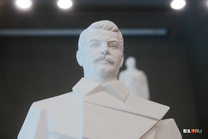 Скульптуры Сталина как иллюстрация к историческим спорам