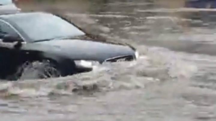 Большой потоп в Ярославле: что творится в городе после тропического ливня