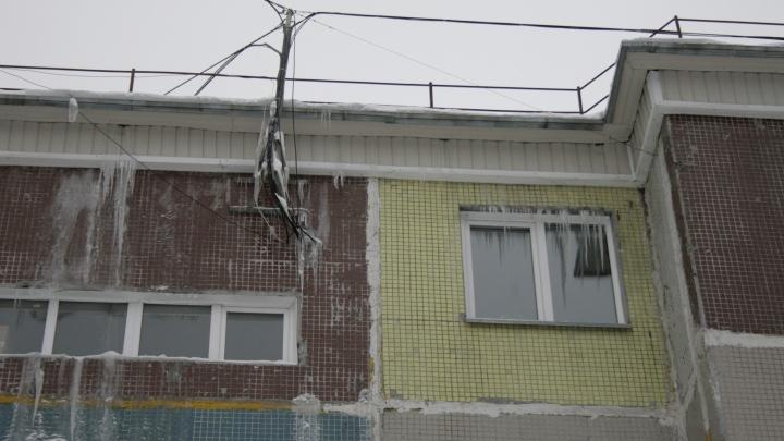 Ждите 2 года: дом с «бассейном» на крыше согласились отремонтировать пораньше