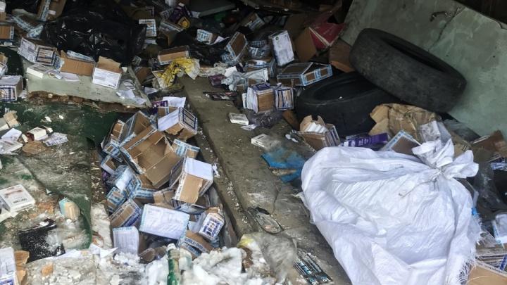 «Почта России» о вскрытых и выброшенных посылках в Новосибирске: виновных не нашли