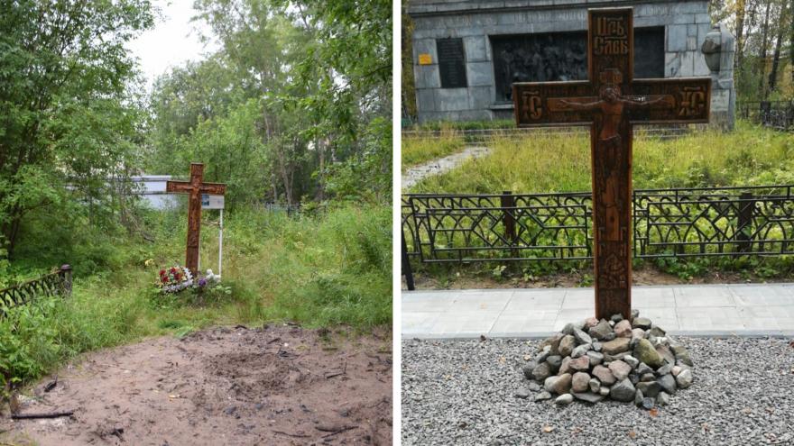 На родине карательной системы: в Архангельске открыли мемориал памяти репрессированных северян