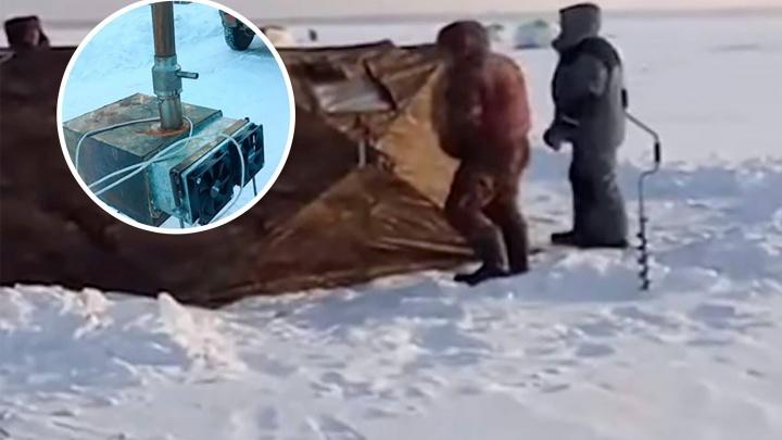 «Отравиться можно за три-четыре вдоха»: почему погибласемья рыбаков на Белоярском водохранилище