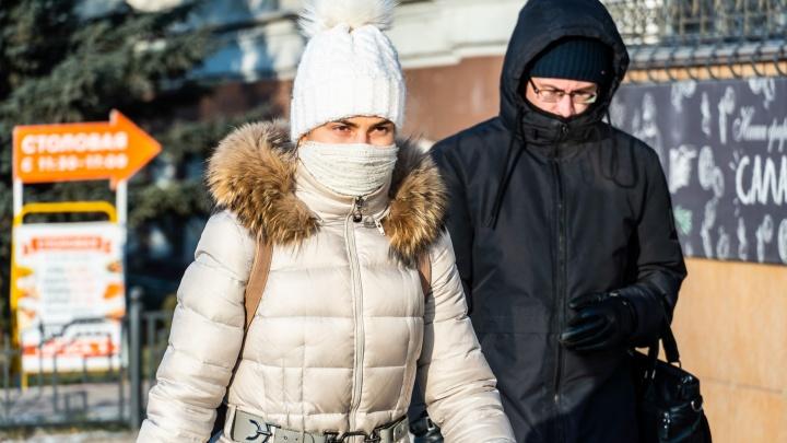 Примерили хиджабы по-сибирски: как омичи встречают первые морозы