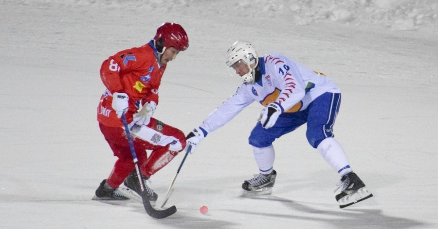 «Сибсельмаш» обыграл «Старт» вчемпионате Российской Федерации похоккею смячом