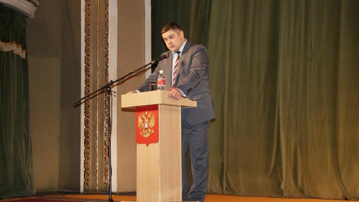Бывшего мэра Шахт Дениса Станиславова заключили под стражу