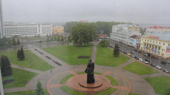 Привет, дожди: с завтрашнего дня погода в Архангельске начнет портиться