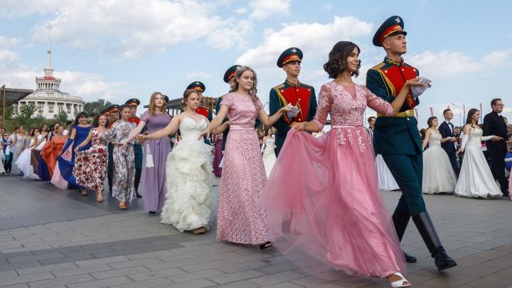 Большой праздник и маленькие радости: смотрим лучшие фотографии со дня рождения Волгограда