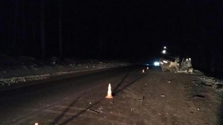 «От машины остался комок железа»: что говорят очевидцы об аварии, в которой погибли две девушки