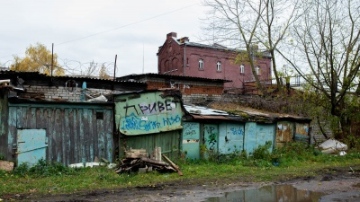 Даже не верится, что это центр города: изучаем неприглядную изнанку Ярославля