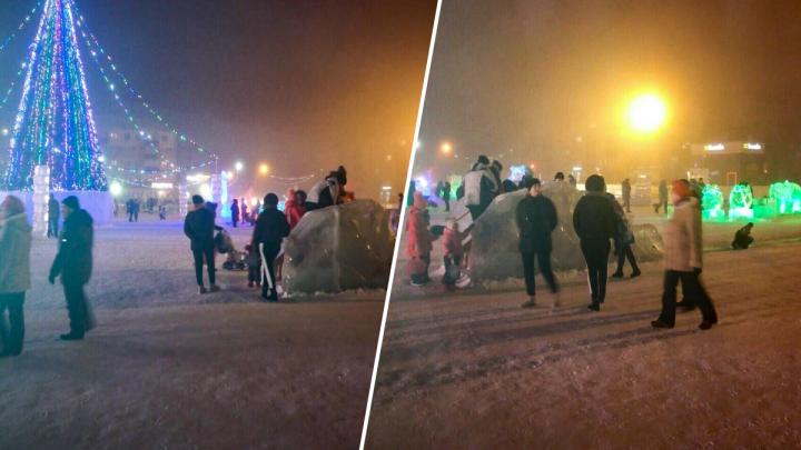 Превышение ПДК в 52 раза: активисты Сибая опубликовали документы замеров, которые делали в Новый год
