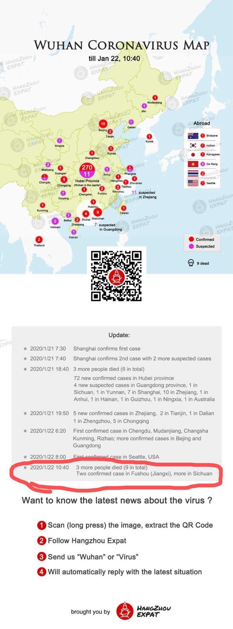 На этом сервисе в Китае можно следить за текущим положением дел
