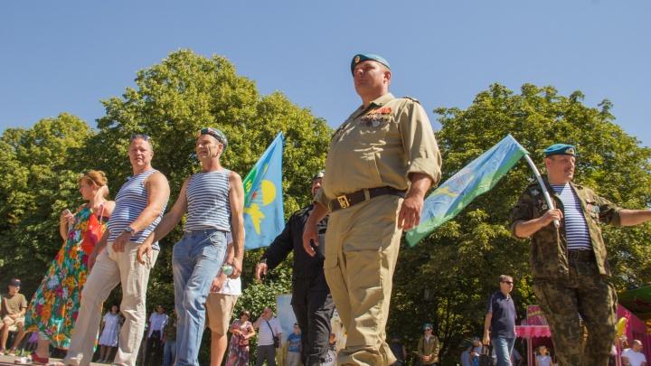 В День ВДВ в Ростове планируют отключить фонтаны