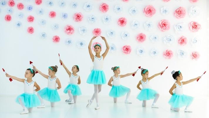 В Lil Ballerine назвали пять причин заняться балетом