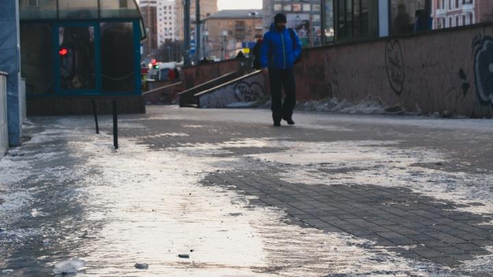 Держись, Челябинск! В мэрии рассказали про уборку тротуаров. Смотрим, как на самом деле обстоят дела