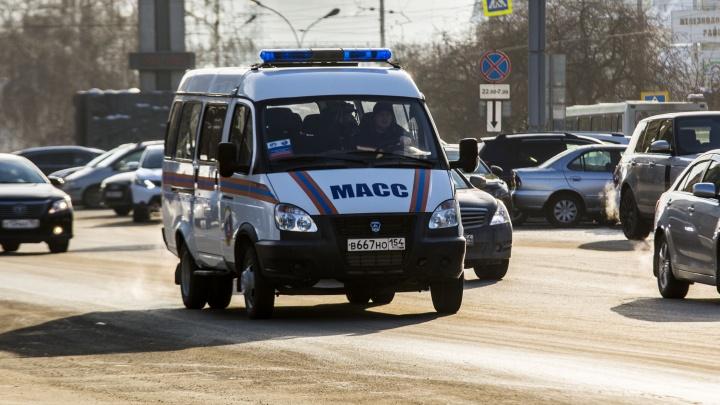 Заброшенная котельная обрушилась в Первомайском районе: ранен один человек