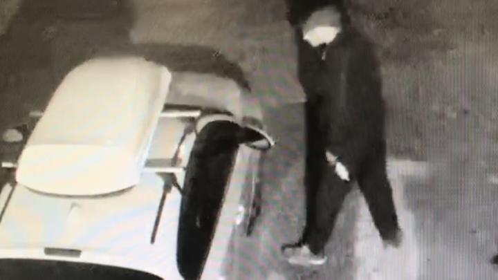 «Это не первый случай на Елизавете»: мужчина разбил стекло в иномарке, чтобы украсть регистратор