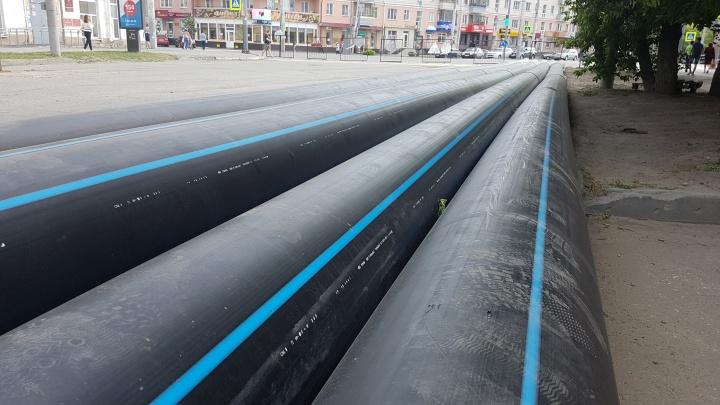 Договорились: «Водный союз» получит 450 миллионов рублей и продолжит работы в Кургане