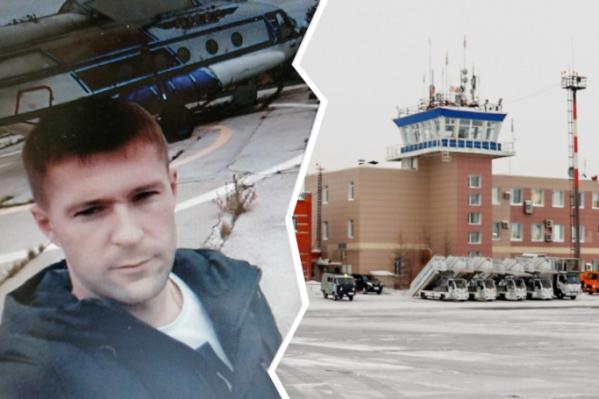 От Сергея Теплоухова нет никаких вестей уже больше месяца