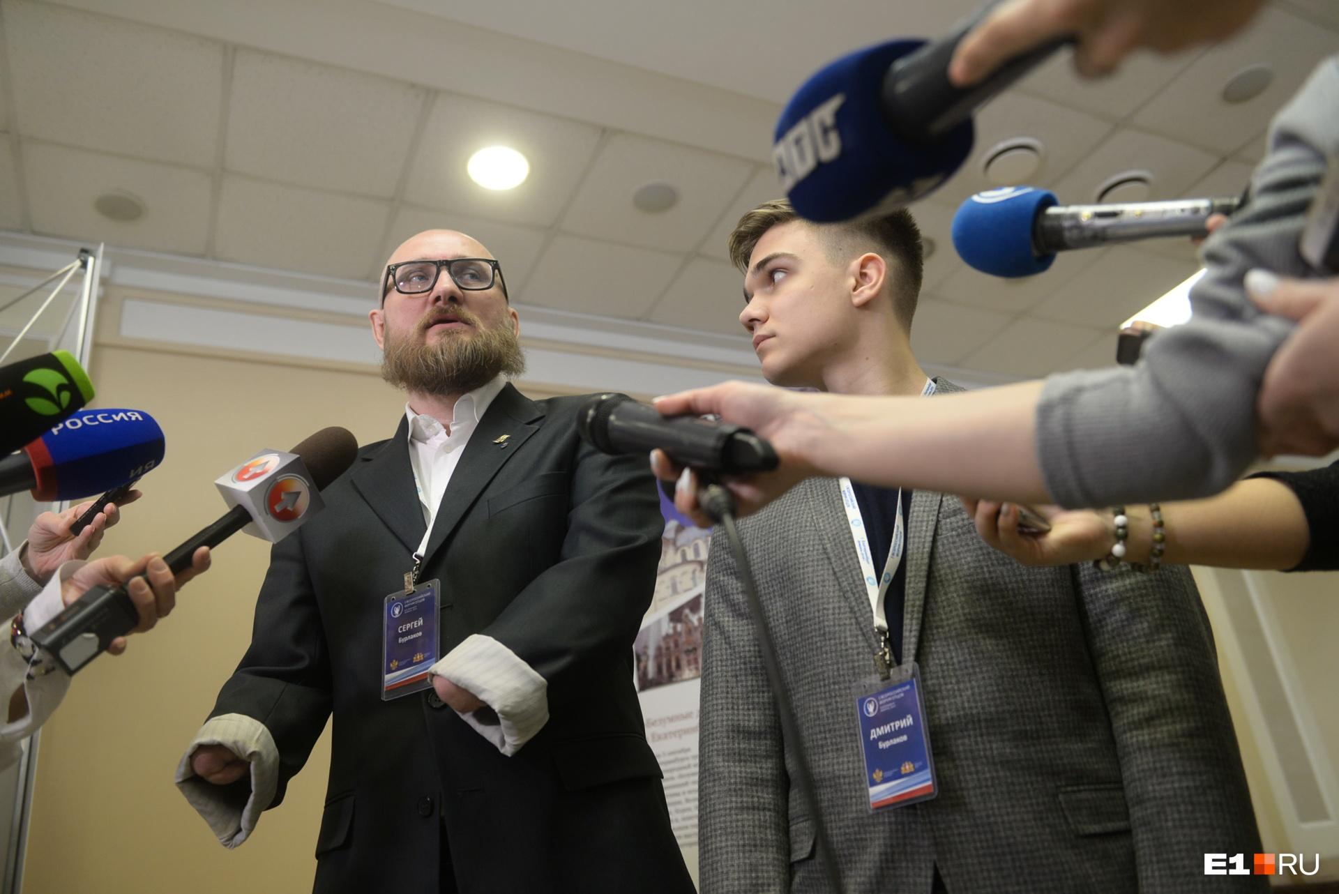 Сергей Бурлаков— суперпапа из Таганрога, он уверен, что отец и сын должны быть друзьями