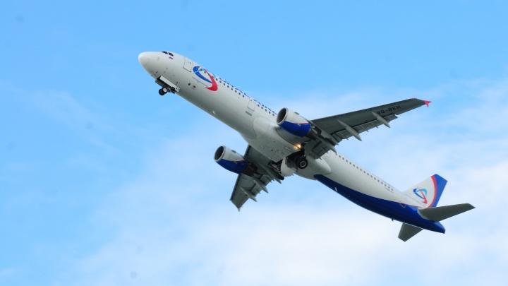 Пассажиры «Уральских авиалиний», летящие в Барселону, застряли в Пулково