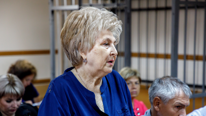 Мать Дмитрия Хахалева, управлявшего разбившимся катамараном, заявила на суде о невиновности сына