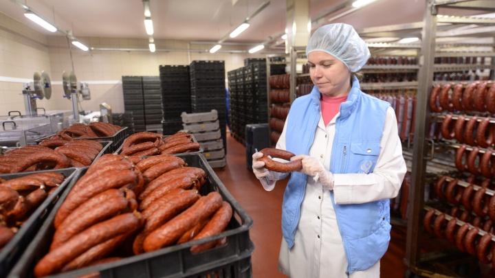 Из чего делают колбасу: большой фоторепортаж с мясного производства