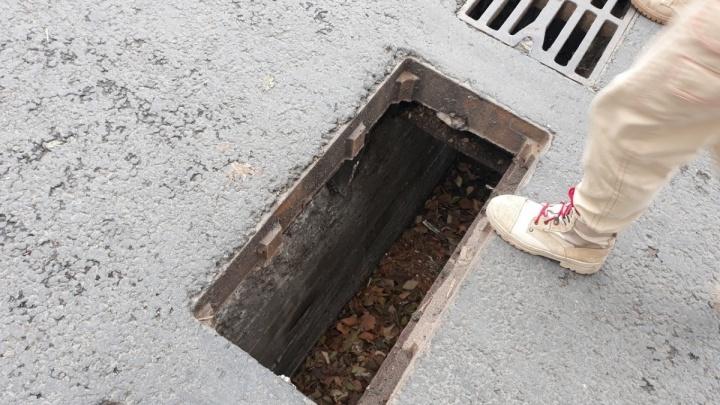 «Преступники активизировались»: в Самаре установили рекорд по воровству ливнёвок