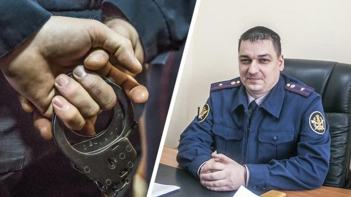 Начальника новосибирской колонии строгого режима посадили в СИЗО