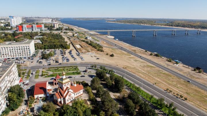 Мэрия Волгограда спросит мнение горожан о парковках в центре города