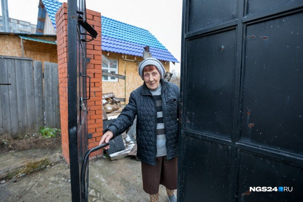 87-летняя НатальяАндрияновна Нелегинская