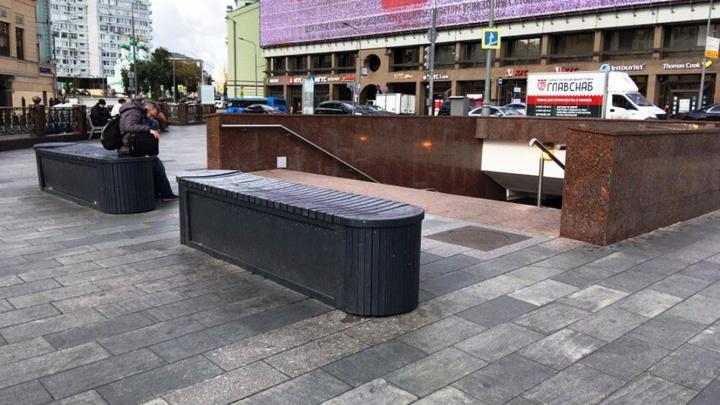 Как защитить омских пешеходов от машин: ориентируемся на Москву