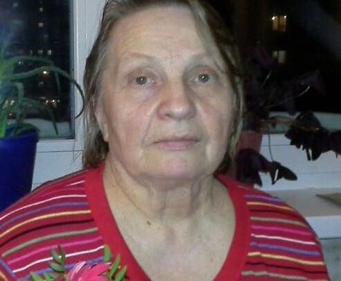 Новосибирские волонтёры ищут бабушку в серой норковой шапке