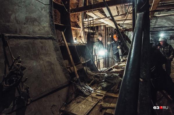 Строительство станции длится уже 12-й год