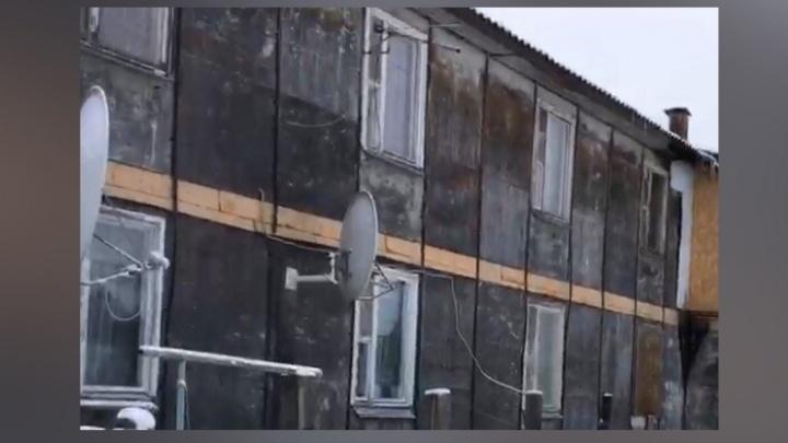 Первый пошёл: осенью на Лесобазе снесут аварийный дом, на который жильцы жаловались Путину