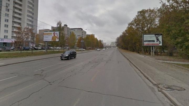 Участок Фурманова закроют для автомобилей до октября