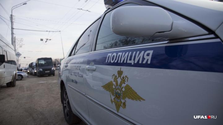 Полицейским стало известно, кто сбил насмерть пешехода в Башкирии