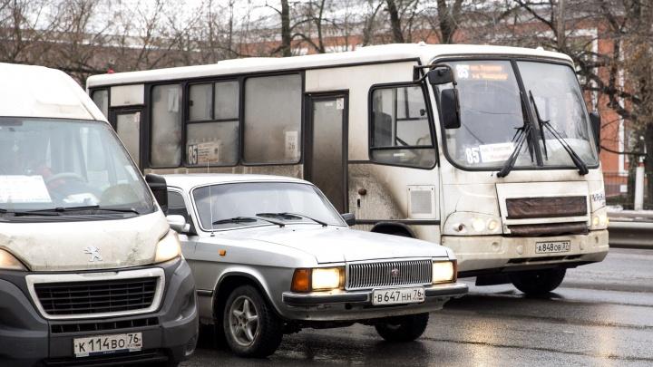 «На дорогах творится хаос»: в Ярославле власти сократят городские субсидии на общественный транспорт