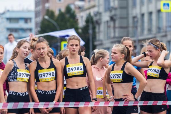 В полумарафоне Раевича каждый год в сентябре участвуют тысячи бегунов
