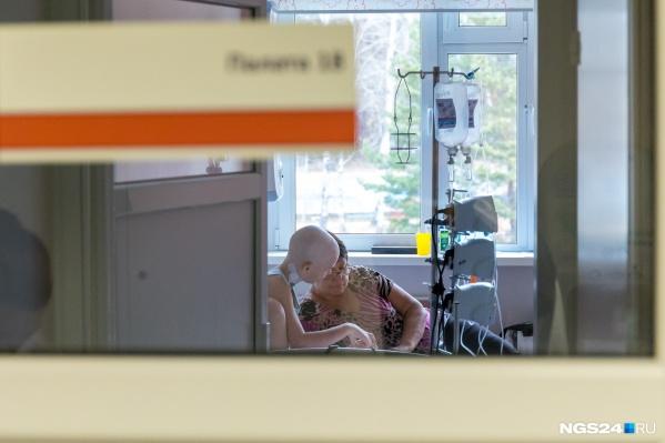 Ежегодно в России тысячи детей становятся пациентами онкологов