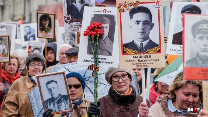 «Бессмертные истории»: спецпроект 59.RU и «ВКонтакте» ко Дню Победы