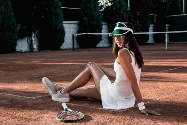 Теннисистка уступила по итогам двух сетов