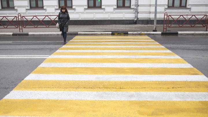 В Ярославле в этом году потратят в три раза больше миллионов на дорожную разметку