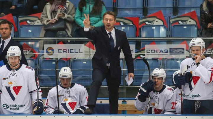 Овертайм позора: «Авангард» упустил преимущество в матче со «Слованом»