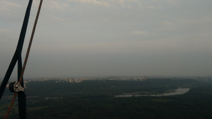 Гидрометеоцентр Татарстана: причина смога на Урале — лесные пожары в Сибири