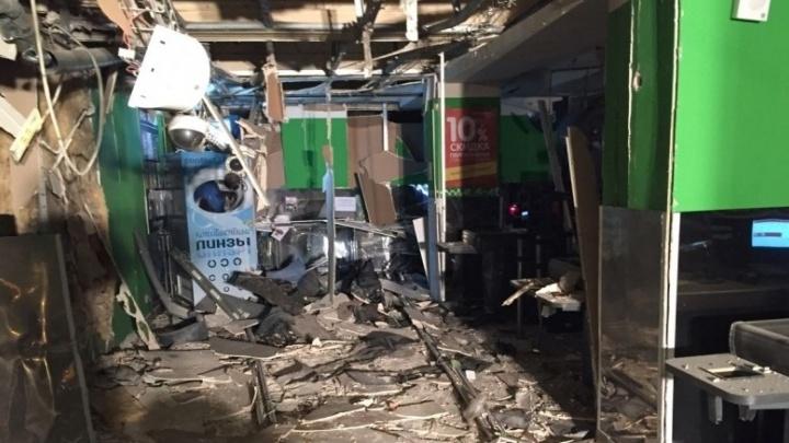 Террористическая организация ИГИЛ взяла на себя ответственность за взрыв в супермаркете Петербурга