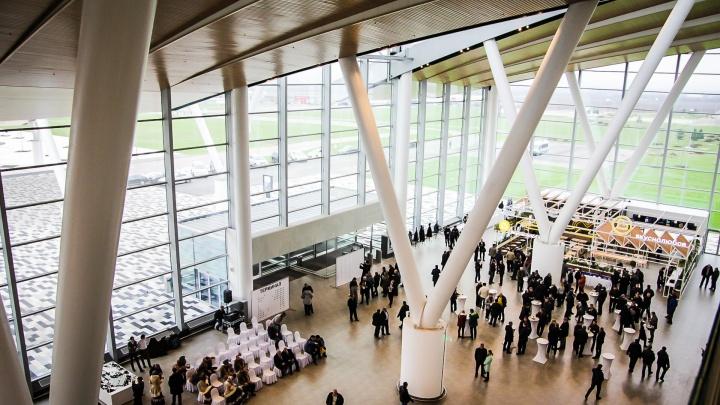В аэропорт Платов за день прибыло рекордное количество пассажиров